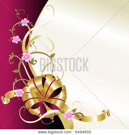 Elegant Spring Card