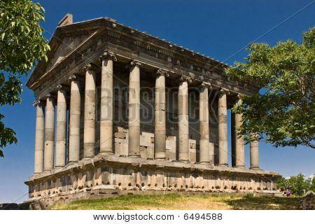 Garni Temple in Armenia