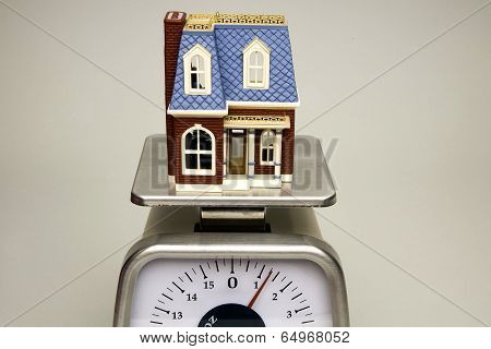 Weighing House Values