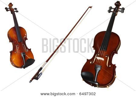 A Violins And A Fiddlestick
