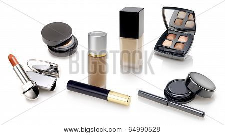 Makeups And Cosmetics Collection