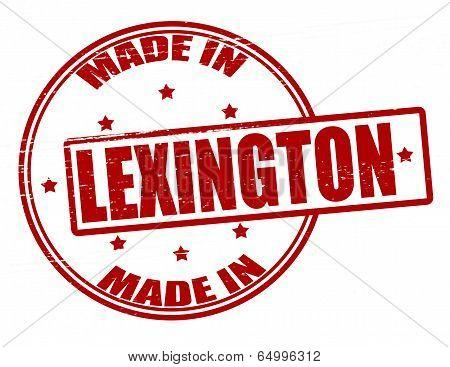 Made In Lexington