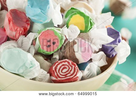 Assorted Sweet Saltwater Taffy