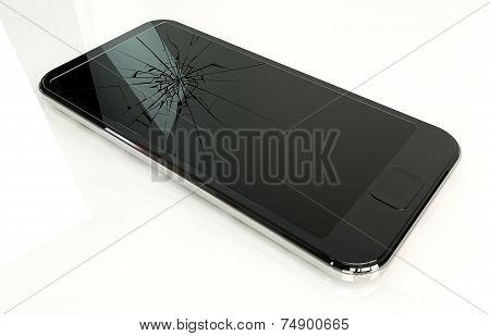 Generic Cracked Smart Phone