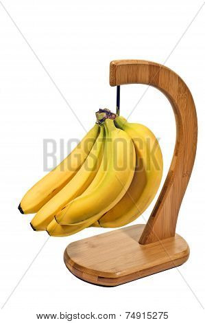 Banana Bunch On Banana Hook