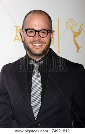 LOS ANGELES - OCT 28:  Damon Lindelof at the