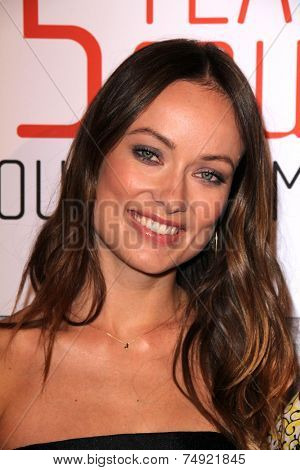 LOS ANGELES - OCT 28:  Olivia Wilde at the 25th Courage In Journalism Awards at the Beverly Hilton Hotel on October 28, 2014 in Beverly Hills, CA