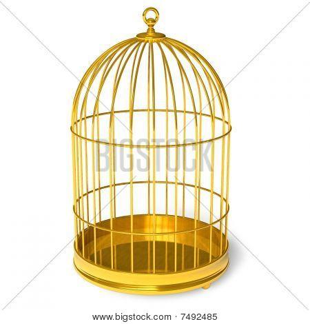 Gaiola dourada