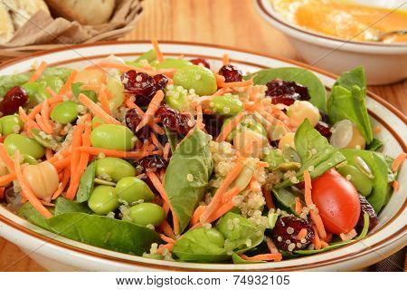 A Super Healthy Salad