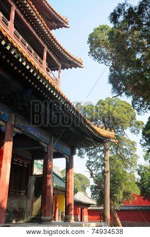 Confucius Temple Buildings
