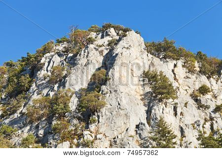 Peak Of Ai Nikola Mount, Crimea