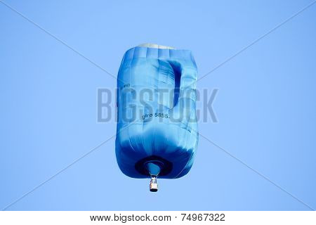 Gallon hot air balloon