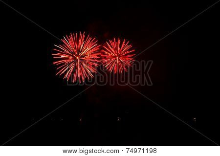 Pyrotechnic Fireworks