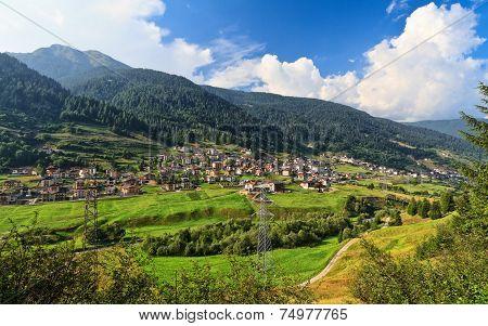 Trentino - Vermiglio In Val Di Sole