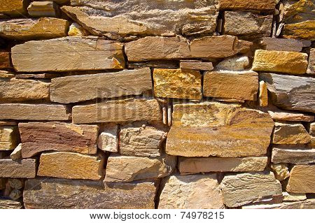 Rocks Fitted Together