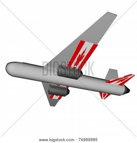 Canada Plane