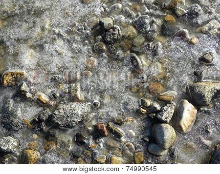 Frozen Gravel