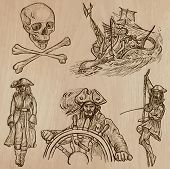 pic of buccaneer  - Pirates and Buccaneers theme  - JPG