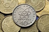 foto of neutrons  - Coins of Greece - JPG