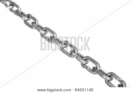 Close-up of a chain