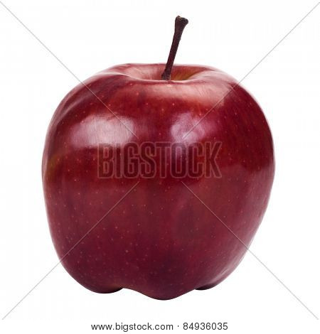 Close-up of an apple