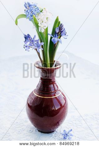 Bouquet Of Scilla