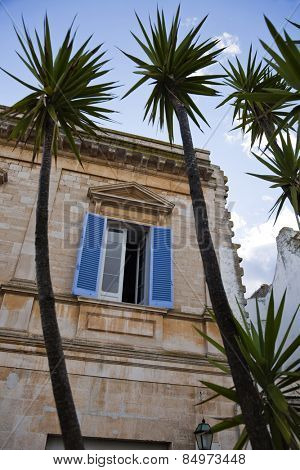 Low angle view of a building, Alberobello, Bari, Puglia, Italy