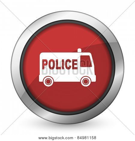 police red icon