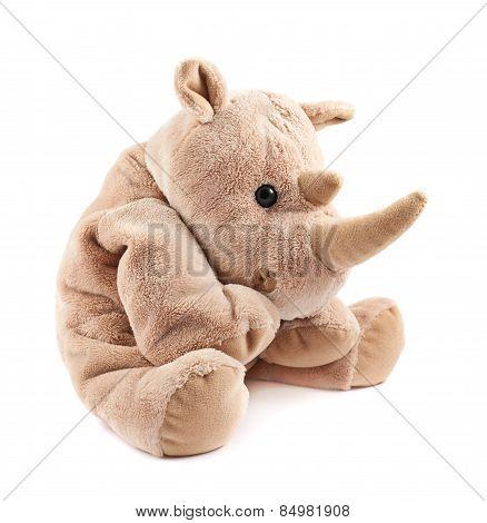 Rhinoceros rhino plush toy