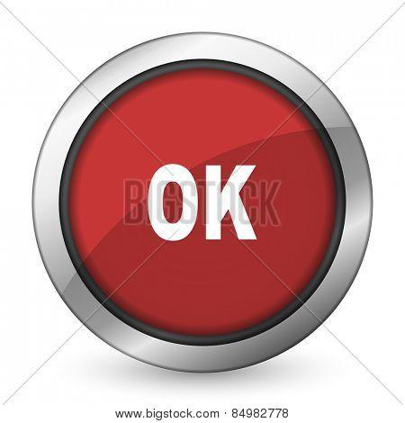 ok red icon