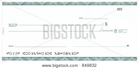 blank check (fake account) image & photo | bigstock, Powerpoint templates
