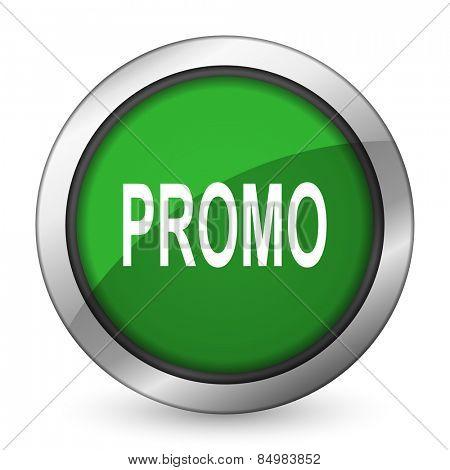 promo green icon