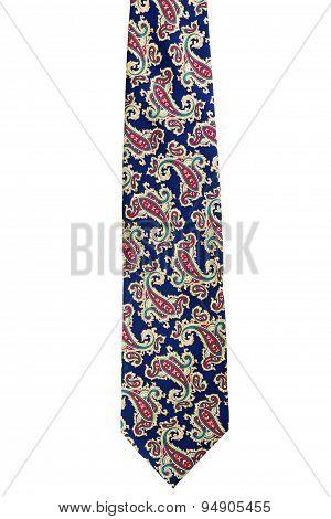 Vintage Ornate Tie