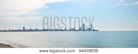 Batumi Skyline, Georgia