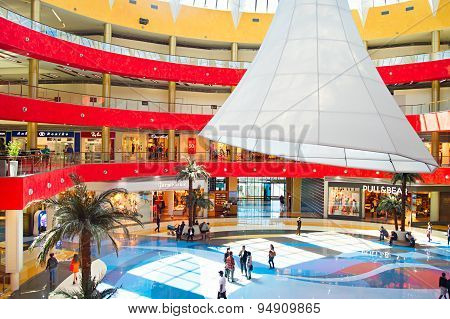 Tbilisi Shopping Mall, Georgia