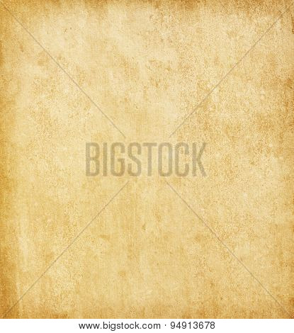 Grunge background. Old paper texture.