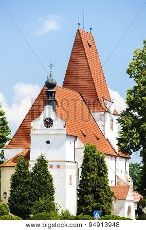 church of Saint Nicholas, Horni Stropnice, Czech Republic
