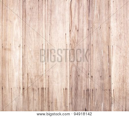 Brown Wooden Texture Wall