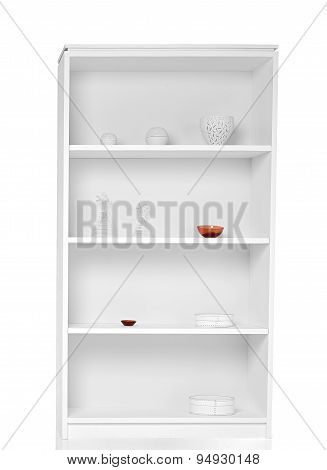 shelf white