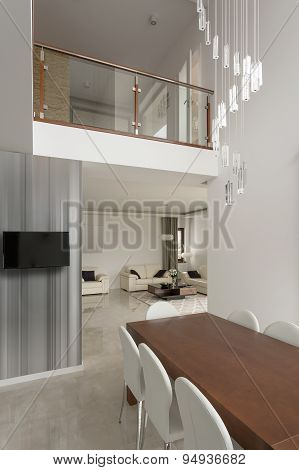House In Luxury Modern Design