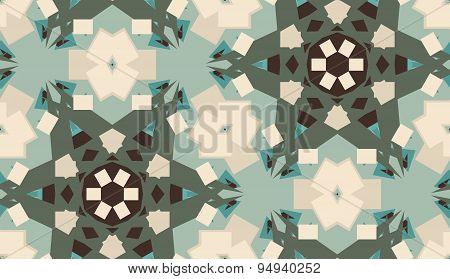 Background With Rectangular Shapes