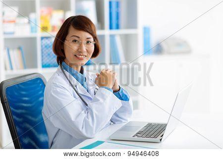 Vietnamese Physician