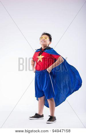 Young Superhero