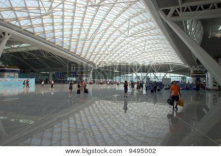 Guangzhou - New Railway Station