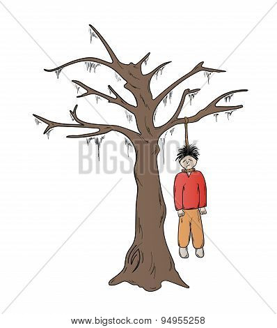 Hangman And The Tree