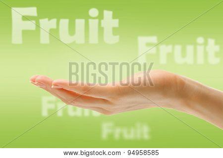 Female Hand