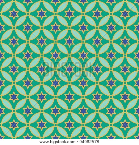 Arabic pattern.