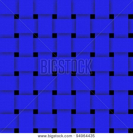 Basketwork-blue