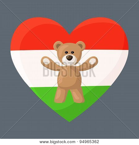 Hungarian Teddy Bears