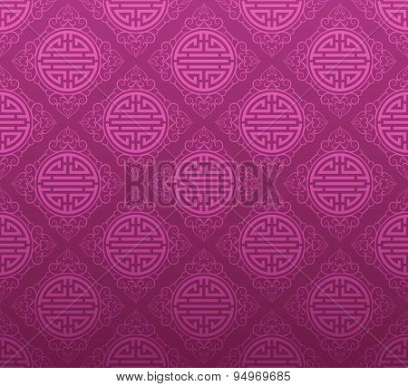 Arabic pattern. Asian style texture